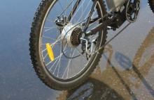 Сезон велосипедов активизировал воров