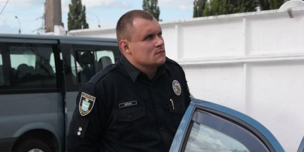За время работы патрульной полиции в Кременчуге никто не был уволен – Деркач