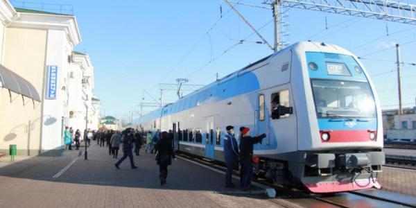 На Пасху и майские праздники «Укрзалізниця» уже назначила 25 дополнительных поездов на 112 рейсов