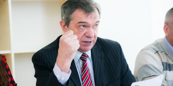 Кременчужанин Дробот увольняется с должности начальника «Полтаварыбохорона»