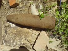 В Кременчуге вновь найдены боеприпасы времен ВОВ