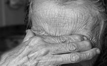 На рынке обокрали пенсионера