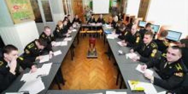 Выпускникам Кременчуга предлагают стать спасателями
