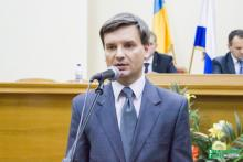 Управделами Кременчугского горисполкома Руслан Шаповалов: корреспондент и канцелярист