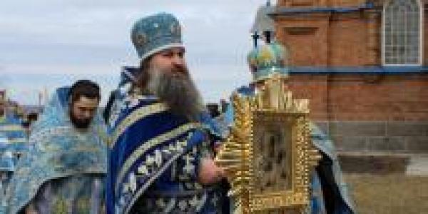 пархиальный праздник Козельщанской Иконы Божией Матери