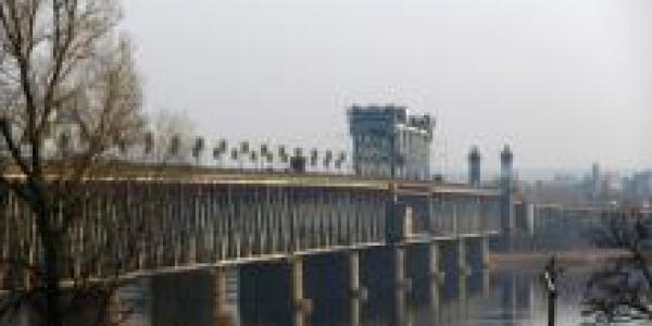 С 27 по 30 апреля частично перекроют Крюковский мост