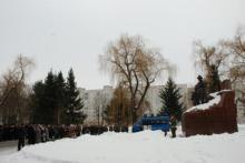 В парке «Воинов-интернационалистов» состоится митинг-панихида