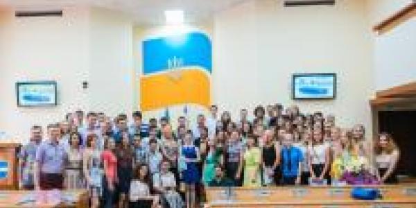 Руководство Кременчуга встретилось с молодежным активом города