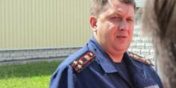 «Главного спасателя» Полтавщины пока не уволят