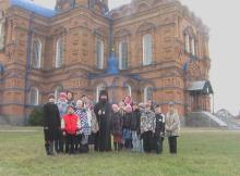 Воспитанники воскресной кременчугской школы стали паломниками - фото