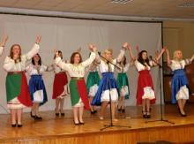 Кременчугские школьники представят польские и украинские танцы