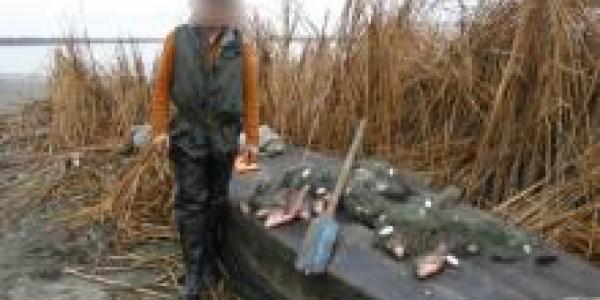 Под Кременчугом задержали браконьеров