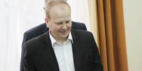 Головач уволился из мэрии по собственному желанию