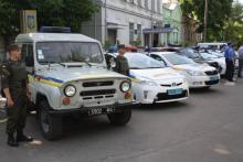 В Кременчуге милиционеры патрулируют улицы за счет личного времени