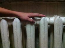 Кременчужане будут платить за отопление в зависимости от температуры воздуха?