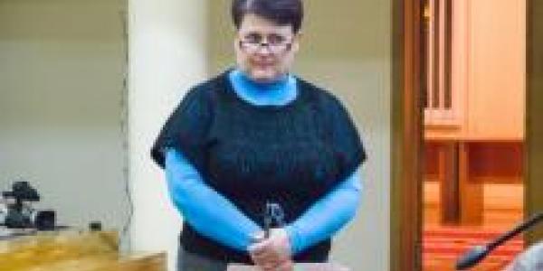 Вице-мэр Татьяна Неиленко: комсомольский работник и главный финансист горисполкома