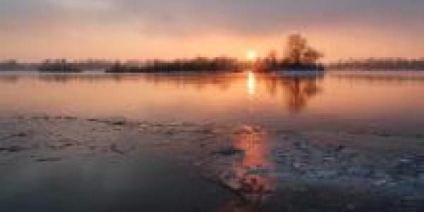 Морозы в Кременчуге продержатся до конца недели