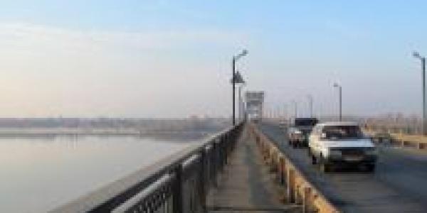 Движение по мосту перекрыто до 13.00