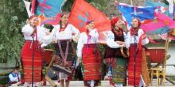 В Кременчуге эстафету Года Польши принимает училище № 7