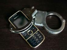 Кременчугские нацгвардейцы находят краденные мобилки