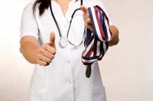 Кременчужанка стала лауреатом областной медицинской премии