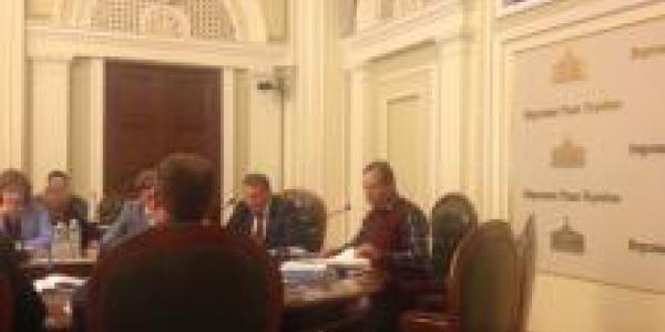 В Киеве решается вопрос строительства Белановского ГОКа (дополнено)