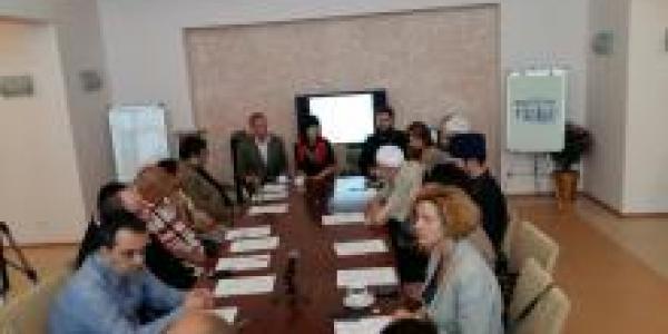 Представители нацменьшинств Кременчуга показали пример единения