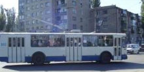 В Кременчуге возобновлено движение троллейбусов