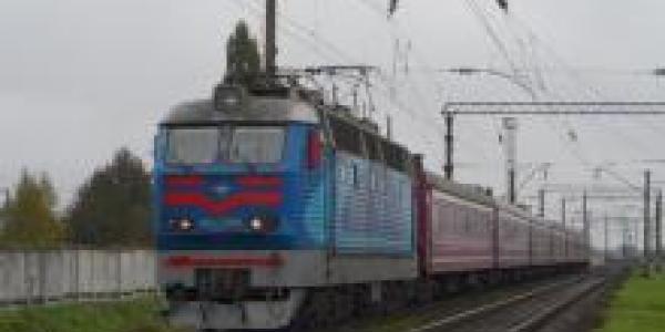 «Укрзалізниця» назначила дополнительный рейс из Кременчуга в Киев