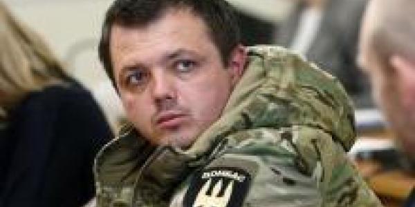 Семенченко в Кременчуге заявил, что новое вторжение россиян на Донбассе следует ожидать в мае