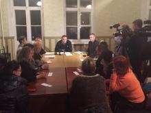 Усанову и Проценко заменили Шевченко и Макаров