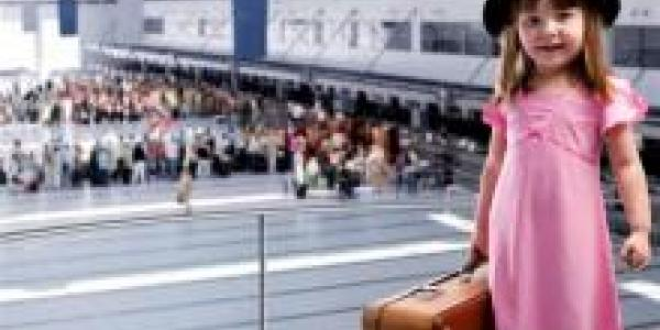 С 1 апреля детям будет нужен загранпаспорт
