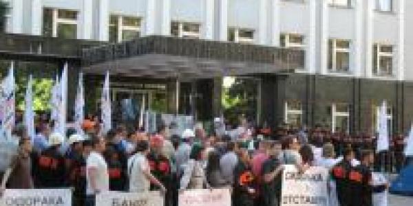 ПАО «Укртатнафта»: идет атака на единственный работающий в Украине НПЗ