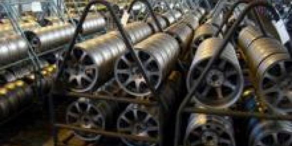 Кременчугский колесный завод в ноябре будет работать 13 дней