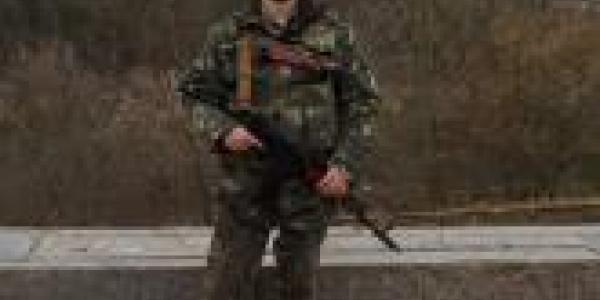 Под Авдеевкой погиб 22-летний кременчужанин - Николай Мартынюк
