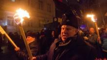 1 января в Кременчуге пройдет факельное шествие в честь Степана Бандеры
