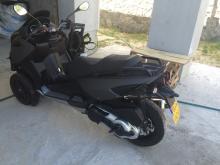 В Кременчуге угнали трёхколёсный мотоцикл
