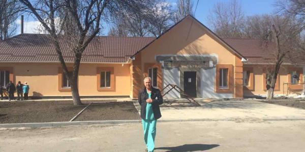 К майским праздникам в Кременчуге откроют онкополиклиннику