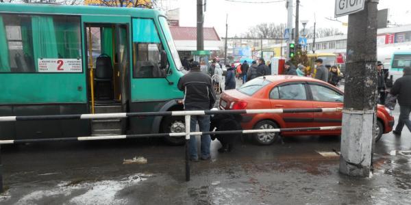 ДТП Кременчуг 27 декабря 2017