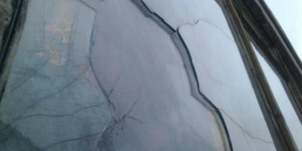 В Крюкове талантливые дети «творят» в студии с выбитыми окнами