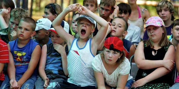 В горисполкоме назвали стоимость путевок в загородные детские лагеря Кременчуга