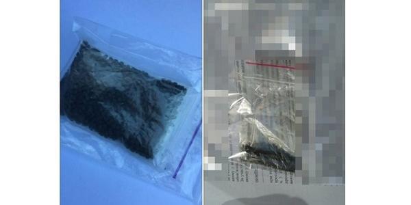 19-річнихюнаків упіймали з наркотою на вулицях Троїцькій та Соборній.