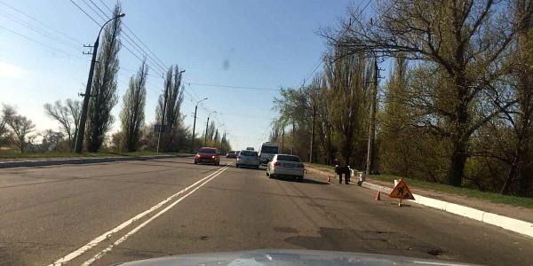 Внимание водителей: на пивзаводовском путепроводе ограничено движение