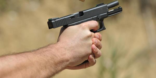 За словами затриманого, пістолет він придбав у малознайомого чоловіка.