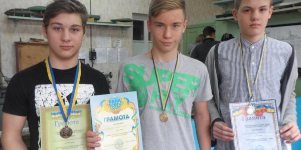Кременчугские школьники стали лучшими в судомоделировании
