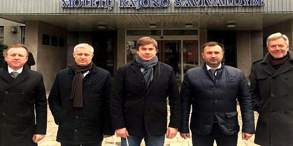 Вице-мэр Пелипенко съездил в Литву, получил подарок, а перед кременчужанами не отчитался