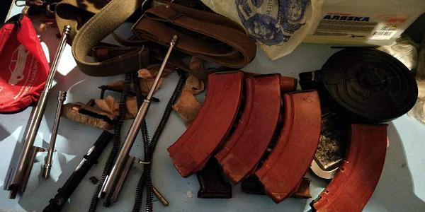 Житель Полтавщины хотел продать оружие и попался СБУ