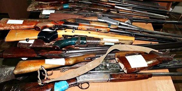 С 1 по 30 апреля кременчужане могут добровольно сдать оружие, чтобы избежать уголовной ответственности