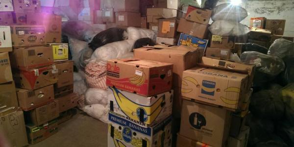 Кременчужане продали в «секондах» 336 тонн гуманитарки