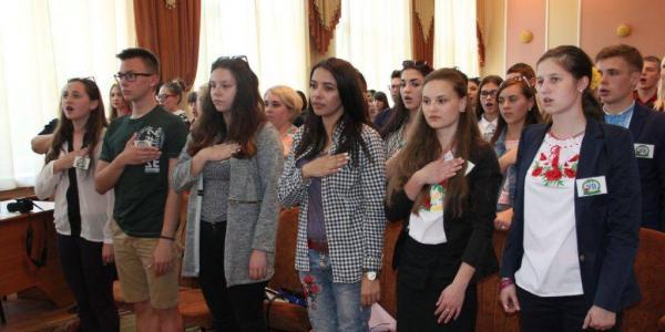 Старшокласники із 24 регіонів України зібралися на Черкащині.